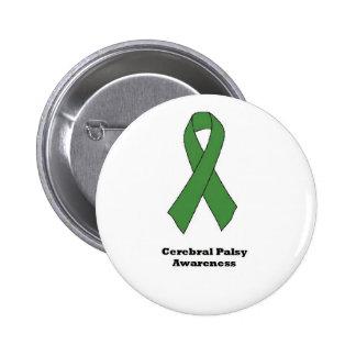Cerebral Palsy Awareness Button