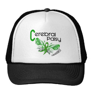 Cerebral Palsy BUTTERFLY 3 Cap