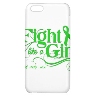 Cerebral Palsy Fight Like A Girl Elegant iPhone 5C Cases