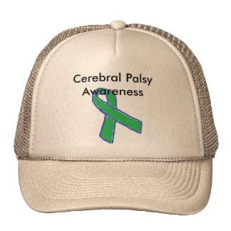 Cerebral Palsy Trucker hat