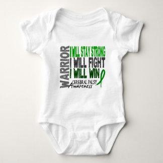 Cerebral Palsy Warrior Baby Bodysuit