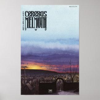 Cerebus Issue #141 cover print