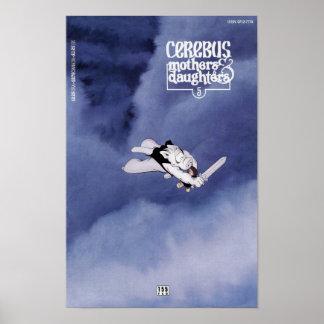 Cerebus issue #155 cover print