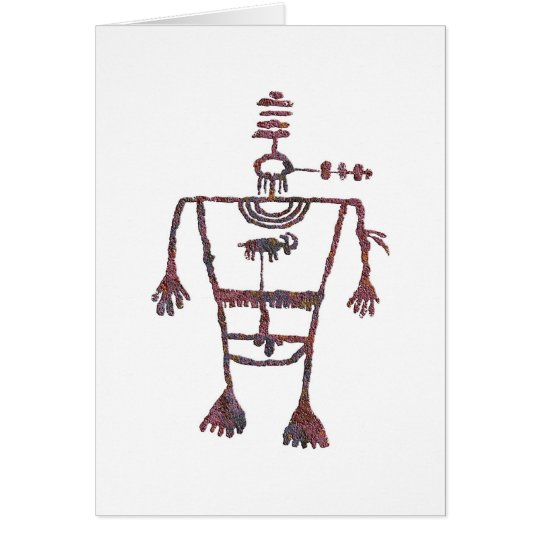 Ceremonial Dress, Man Image 4, Card