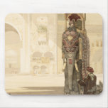 Ceremonial Elephant, from 'The Jungle Book' by Rud Mousepads