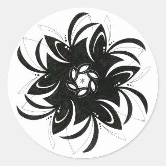 Ceremony Round Sticker