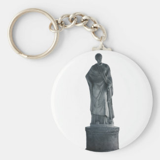 Cerere Basic Round Button Key Ring