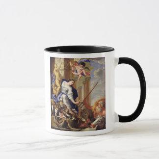 Ceres Vanquishing the Attributes of War Mug