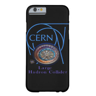 CERN large hadron collider Barely There iPhone 6 Case