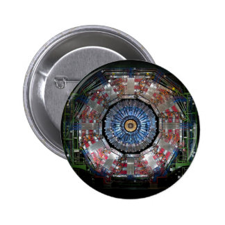 CERN Shiva LHC 6 Cm Round Badge