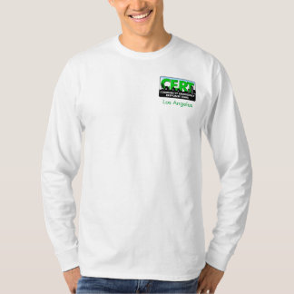 CERT Men's Long Sleeve Shirt