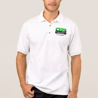 CERT Polo Shirt