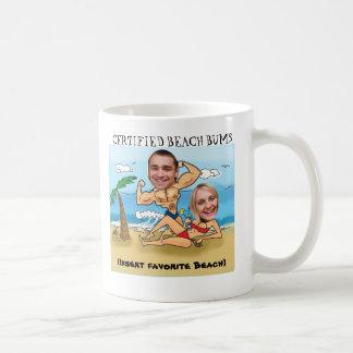 Certified Beach Bums Mug