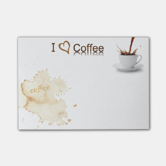Certified Coffee Lover's Post-it® Note