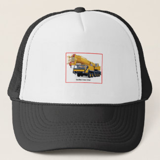 Certified Crane Drivers Cap