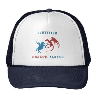 Certified Dragon Slayer Cap