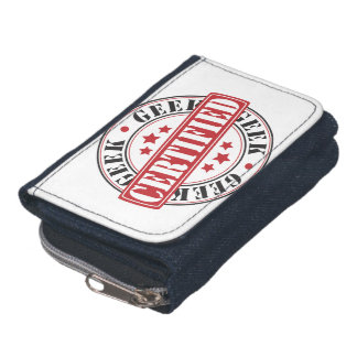 Certified Geek Wallets