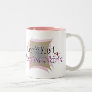 Certified Hospice Nurse Gifts Mugs