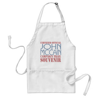 Certified McCain Aprons