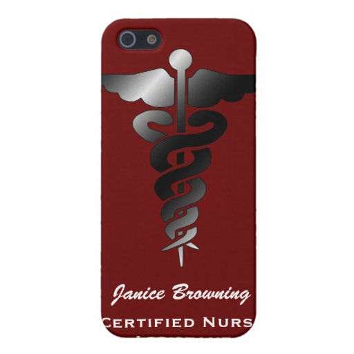 Certified Nurse Assistant I for 4 iPhone 5 Cases