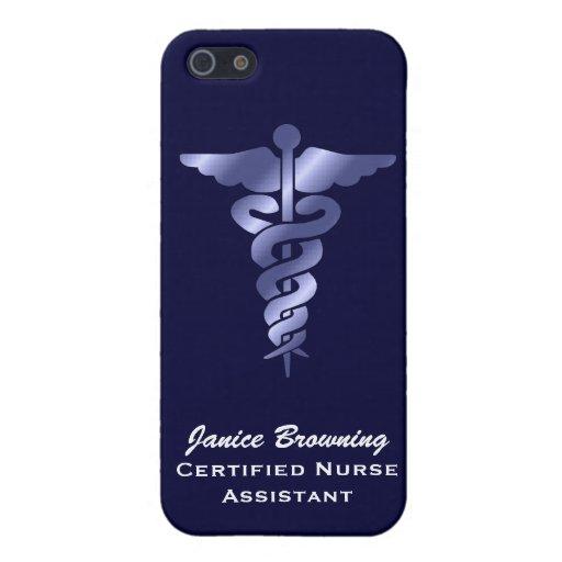 Certified Nurse Assistant iPhone 5 Case