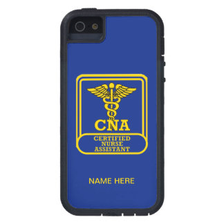 Certified Nurse Assistant Shield iPhone 5 Cases