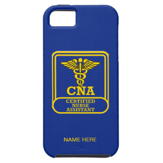 Certified Nurse Assistant Shield iPhone 5 Covers