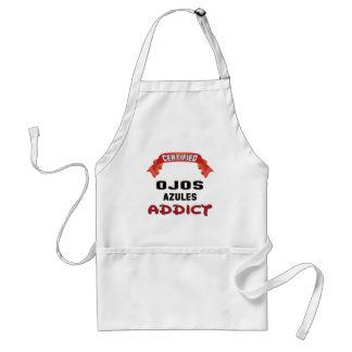 Certified Ojos Azules Addict Standard Apron