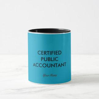 """""""Certified Public Accountant"""" Mug"""