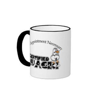 Certified Quack Mug