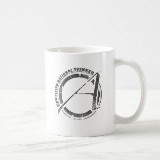 Certified Rational Thinker Mugs