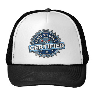 Certified Ready to Grill Cap