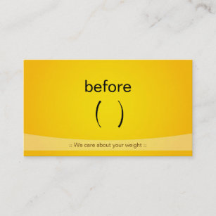 Weight loss business cards business card printing zazzle uk certified slim fitness weight loss fitness trainer business card colourmoves