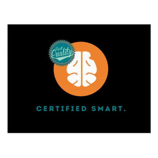 Certified Smart Post Cards