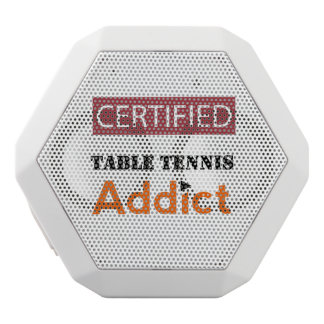 Certified Table Tennis Addict