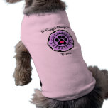 Certified Therapy Dog Organisation Sleeveless Dog Shirt