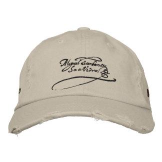 CERVANTES SIGNATURE- Lepanto Veteran Embroidered Hats