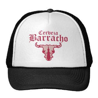 Cerveza Barracho Hats