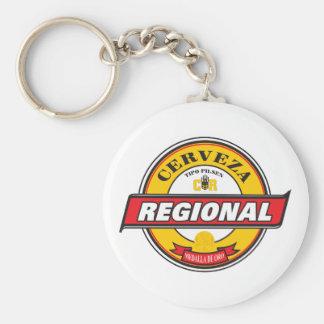Cerveza Regional Key Chain