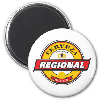 Cerveza Regional Magnet