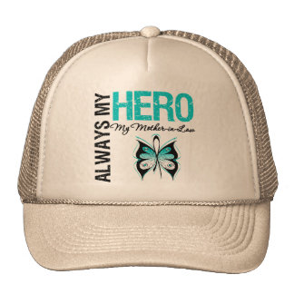 Cervical Cancer Always My Hero My Mother-in-Law Hats