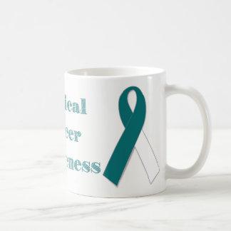 Cervical Cancer Awareness Coffee Mug