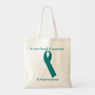 Cervical Cancer Awareness Tote Bag