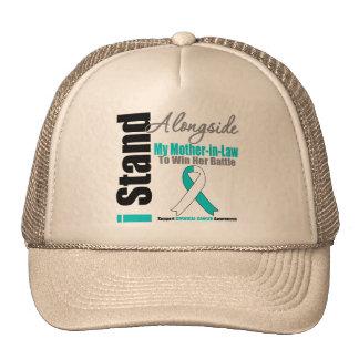 Cervical Cancer I Stand Alongside My Mother-in-Law Hat
