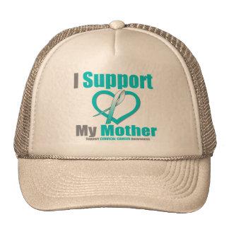 Cervical Cancer I Support My Mother Trucker Hats