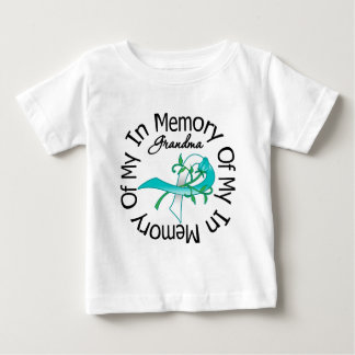 Cervical Cancer In Memory of My Grandma T Shirts