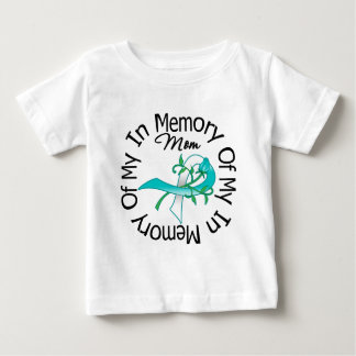 Cervical Cancer In Memory of My Mom Tees