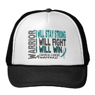 Cervical Cancer Warrior Cap