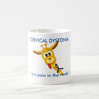 Cervical Dystonia Awareness Mug