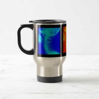 Cervical X-ray Chiropractic Travel Coffee Cup